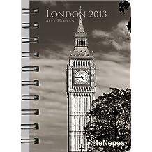 London 2013. Taschenkalender Deluxe