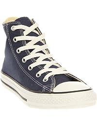 95b905370e5f Converse Kids s Yths Chuck Taylor All Star Hi Basketball Shoes 11.5 Kids US  (Navy)