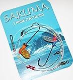 Sakuma 2 Hook Flattie Rig