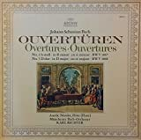 Johann Sebastian Bach - Aurèle Nicolet , Flöte · Münchener Bach-Orchester · Dirigent: Karl Richter - Ouvertüre Nr. 2 In H-moll BMW 1067 / Ouvertüre Nr. 3 In D-dur BWV 1068 - Archiv Produktion - 14272