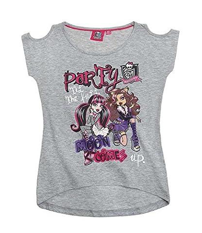 Monster High Shirts - Monster High Tee-shirt - gris - 8