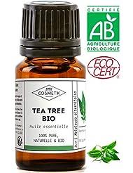 Huile essentielle de Tea Tree BIO (Arbre à Thé)- MyCosmetik - 10 ml