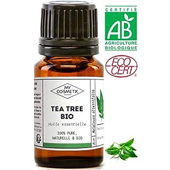 conjonctivite huile essentielle tea tree
