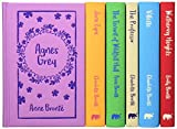 The Bronte Deluxe Collection 6 Books Collection Box Set Pack Agnes Grey Hardback