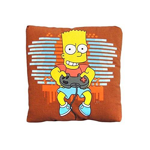 Cuscino con Bart Simpson