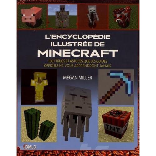 L'encyclopédie illustrée Minecraft
