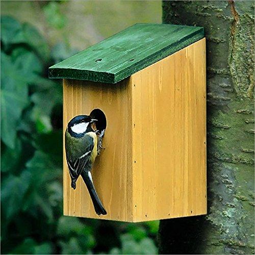 Nistkasten/Vogelhäuschen aus Holz - 2