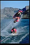 370000 Kneeboard Stunt Flip A4 Photo Poster Print 10x8
