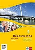 Découvertes 5. Série jaune: Cahier d'activités mit MP3-CD, Video-DVD und Übungssoftware 5. Lernjahr (Découvertes. Série jaune (ab Klasse 6). Ausgabe ab 2012)
