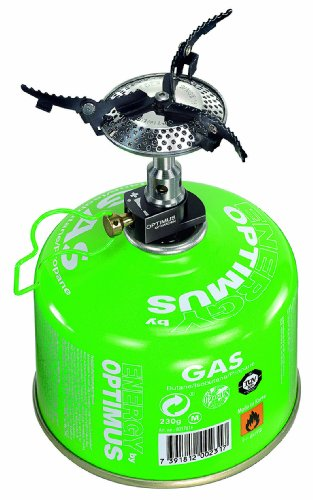 Optimus Gaskocher \'Crux Lite\' Kocher, Silber, One Size