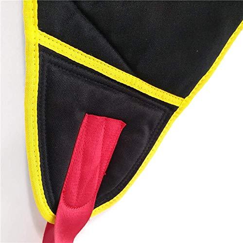 51IvlMVTeoL - Eslingas Elevación Paciente Dividido Pierna Transferir Almohadillas Cinturón médico de la Marcha, Cadera Cintura Apoya Muslo Levantadores con Seguridad De Amortiguación Acolchada