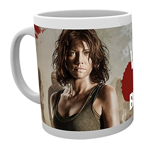 GB Eye Ltd, The Walking Dead, Maggie, Taza