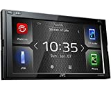 "JVC KW-M540BT 6.8"" Touchscreen/BT/Dual USB/Google Maps/YouTube/Weblink Car Media Player"