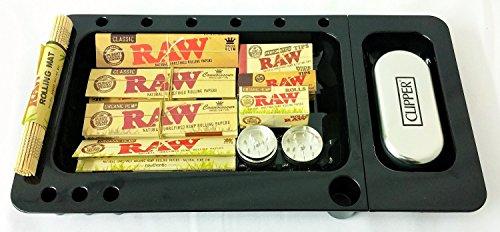 Cookies Rolling Tablett mit Raw Produkte, ein perfektes Geschenk für Sie oder Ihre Lieben–Verkauft von Trendz