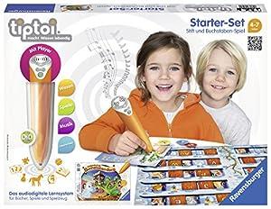 Ravensburger Starter-Set: Stift und Buchstaben-Spiel - juguetes para el aprendizaje