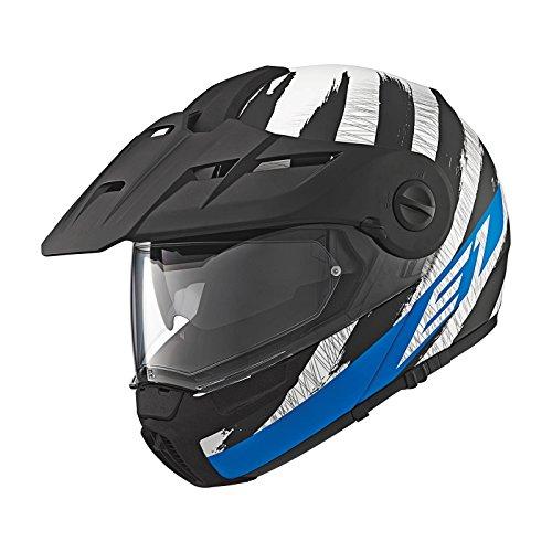 Preisvergleich Produktbild Kopfhörer Schuberth E1 Hunter – Blue – Größe M