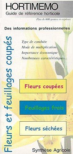 Hortimemo fleurs et feuillages coupes guide de reference horticole Applique Coupe