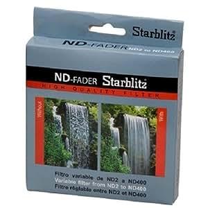 Starblitz 307724 Filtre ND Fader 77 mm