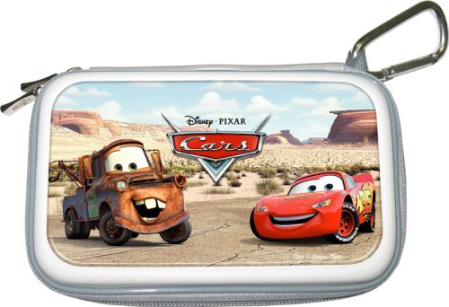 Disney Media Storage (Nintendo DS Lite - Disney's Cars Skin Bag)