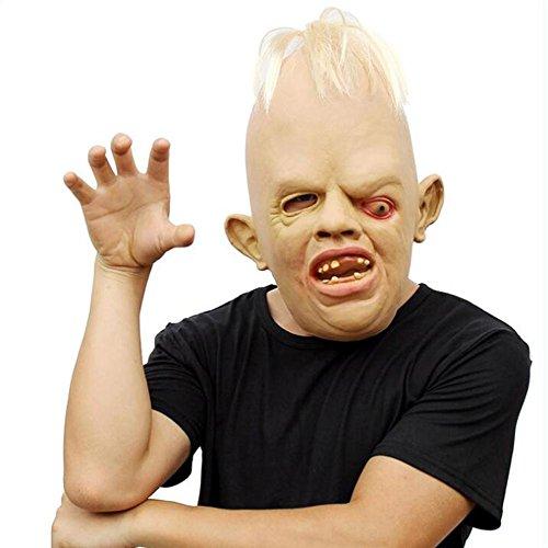 DUUMY Die neue askance seltsame Maske Halloween Maske Cosplay Parteischablonen Zombie , 1