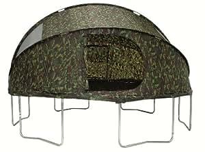 spring fun kinder tente pour trampoline camouflage 244 cm sports et loisirs. Black Bedroom Furniture Sets. Home Design Ideas