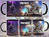 Taza Fortnite Battle Royale de cerámica