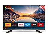 "Cello C40SFS4K 40"" Superfast Smart 4K HDR TV with Wi-Fi and Freeview T2 HD - Manufactured in the UK"
