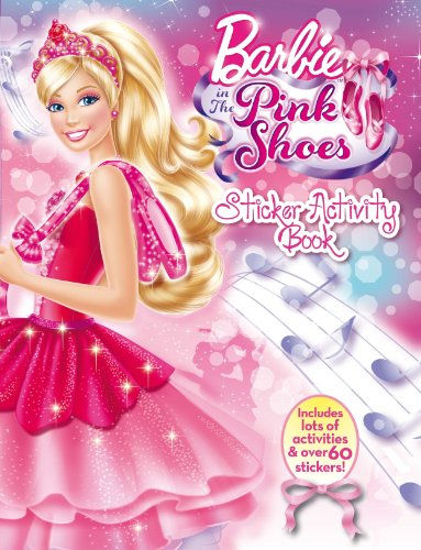 Barbie in the Pink Shoes Sticker Activity