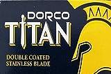 100 lames Dorco Titan