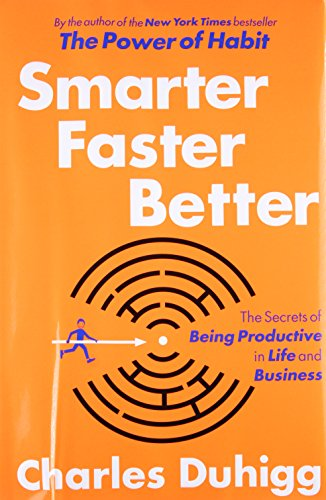Smarter Faster Better. The Secrets Of Being Productive In Life And Business