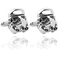 "Cuff-Daddy-Gemelli da polso di Star Wars Galactic empire imperial-costume da ""stormtrooper-, pezzi di ricambio"