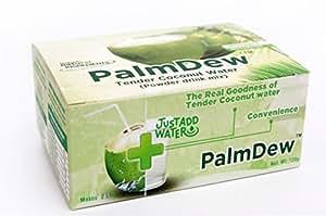 Palmdew Tender Coconut Water Powder Drink Mix (10 sachets), 120 grams