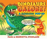 Dinosaurs Galore!: A Roaring Pop-Up