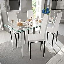 Amazon.es: mesas comedor con sillas baratas