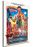 Instabuy Poster Big Trouble in Little China Vintage Theaterplakat - A3 (42x30 cm)