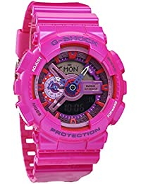 Casio De los hombres Watch G-SHOCK Reloj GA-110MC-4A