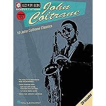 Jazz Playalong:: John Coltrane (Book & Cd) Vol 13 (Hal Leonard Jazz Play-Along)