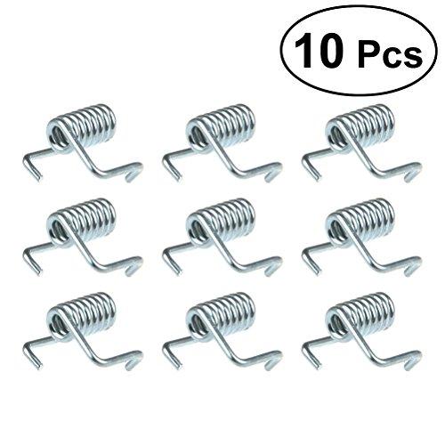 ueetek 10Stück GT2Timing Belt Tenser Torsion Spring für 3D Drucker repra 6mm Breite Belt -