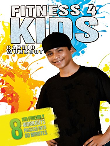 Fitness 4 Kids Cover