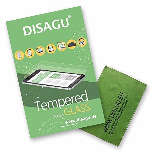 2X Disagu Tempered Glass (9H) Displayschutz für Endubro I5 Plus (Extrem Kratzfest, Sehr dünn, Schmutzabweisend, Blasenfreie Montage, Passgenauer Zuschnitt)