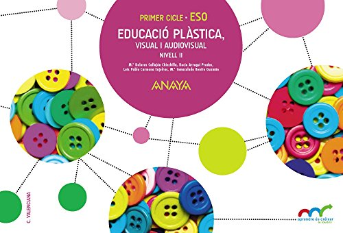 Educació plàstica,visual i audiovisual. Nivell II. (Aprendre és créixer en connexió) - 9788467853100 por Mª Dolores Callejón Chinchilla