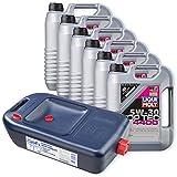 6x LIQUI MOLY Top Tec 4400 Motoröl 5W-30 5L 3751 + Kanister