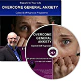 Overcome General Anxiety Guided Self Hypnosis CD - Alleviate the constant pain of anxiety and anxious thoughts with this hypnotherapy session. Use from the comfort of your own home.