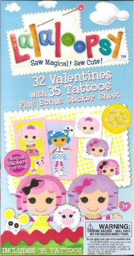 lalaloopsy-valentines-day-cards-32-sticker-cards-35-tatoos-plus-bonus-sticker-sheet-by-paper-magic-g