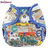 Blueberry Coveralls Traffic Surpantalon