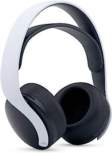 Casque-micro sans fil Pulse 3D pour PlayStation 5, Audio 3D, 12h d'autonomie, Bluetooth, Compatible avec PS5, Couleur : Bicolore