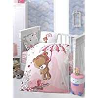 Patik Renforce Baby Quilt Cover Set
