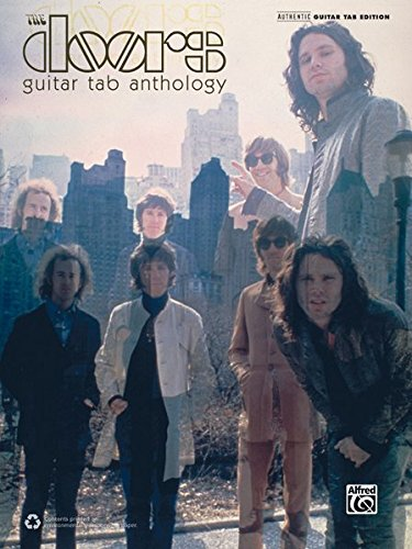 The Doors Guitar Tab Anthology (Authentic Guitar-Tab Editions)
