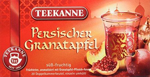 Teekanne Persischer Granatapfel, 6er Pack (6 x 45 g)