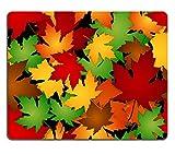 Mousepads nahtlos Ahorn Blätter Muster im Herbst oder Herbst Saison Farben Bild-ID 22966960von Liili Individuelle Mousepads fleckenresistenz Collector Kit Küche Tisch Top Schreibtisch Drink Individuelle fleckenresistenz Collector Kit Küche Tisch Top Schreibtisch